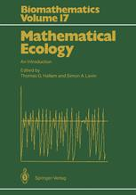 Mathematical Ecology
