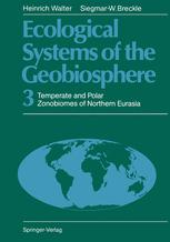 Ecological Systems of the Geobiosphere