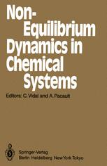 Non-Equilibrium Dynamics in Chemical Systems