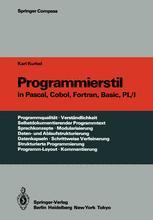 Programmierstil in Pascal, Cobol, Fortran, Basic, PL/I