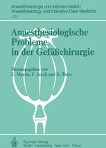 Anaesthesiologische Probleme in der Gefäßchirurgie