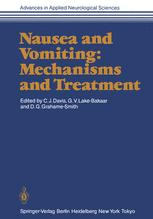 Nausea and Vomiting: Mechanisms and Treatment