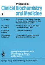 Oncogenes and Human Cancer Blood Groups in Cancer Copper and Inflammation Human Insulin