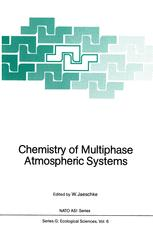 Chemistry of Multiphase Atmospheric Systems