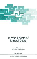 In Vitro Effects of Mineral Dusts