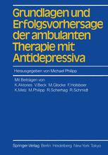 Grundlagen und Erfolgsvorhersage der ambulanten Therapie mit Antidepressiva