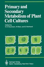 Primary and Secondary Metabolism of Plant Cell Cultures