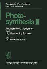 Photosynthesis III