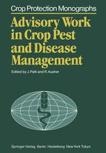 Advisory Work in Crop Pest and Disease Management