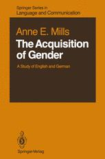 The Acquisition of Gender