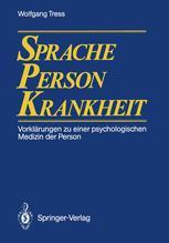 Sprache — Person — Krankheit