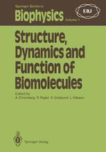 Structure, Dynamics and Function of Biomolecules