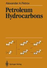 Petroleum Hydrocarbons