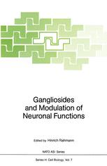 Gangliosides and Modulation of Neuronal Functions