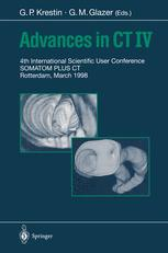 Advances in CT IV