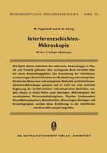 Interferenzschichten-Mikroskopie