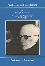Probleme der Allgemeinen Psychologie