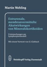 Extrarenale, membranvermittelte Akutwirkungen von Mineralokortikoiden