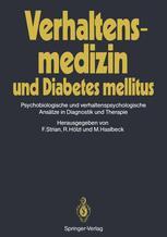 Verhaltensmedizin und Diabetes mellitus