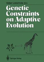 Genetic Constraints on Adaptive Evolution