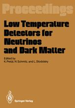 Low Temperature Detectors for Neutrinos and Dark Matter