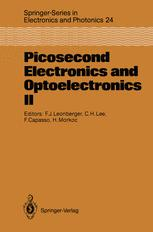 Picosecond Electronics and Optoelectronics II