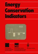 Energy Conservation Indicators