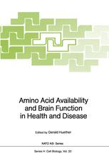 Amino Acid Availability and Brain Function in Health and Disease