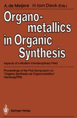 Organometallics in Organic Synthesis