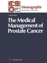 The Medical Management of Prostate Cancer
