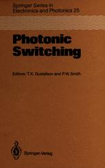 Photonic Switching