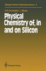 Physical Chemistry of, in and on Silicon