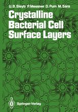 Crystalline Bacterial Cell Surface Layers