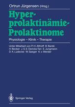 Hyperprolaktinämie — Prolaktinome