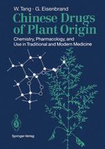 Chinese Drugs of Plant Origin