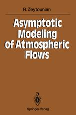 Asymptotic Modeling of Atmospheric Flows