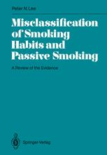 Misclassification of Smoking Habits and Passive Smoking