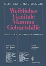Weibliches Genitale Mamma · Geburtshilfe
