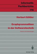 Graphgrammatiken in der Softwaretechnik