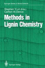 Methods in Lignin Chemistry