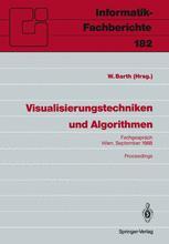 Visualisierungstechniken und Algorithmen