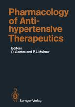 Pharmacology of Antihypertensive Therapeutics