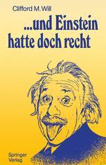 ...und Einstein hatte doch recht
