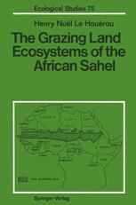 The Grazing Land Ecosystems of the African Sahel