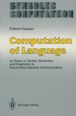 Computation of Language