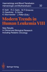 Modern Trends in Human Leukemia VIII