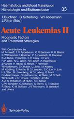 Acute Leukemias II