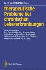 Therapeutische Probleme bei chronischen Lebererkrankungen
