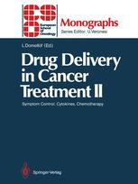 Drug Delivery in Cancer Treatment II