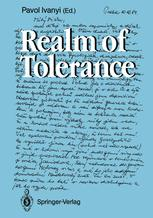 Realm of Tolerance